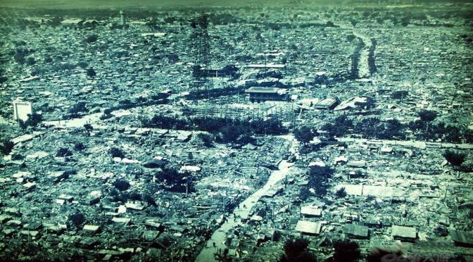 Remembering the Tangshan earthquake