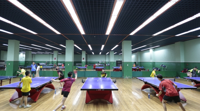 China's Olympic Table Tennis Domination