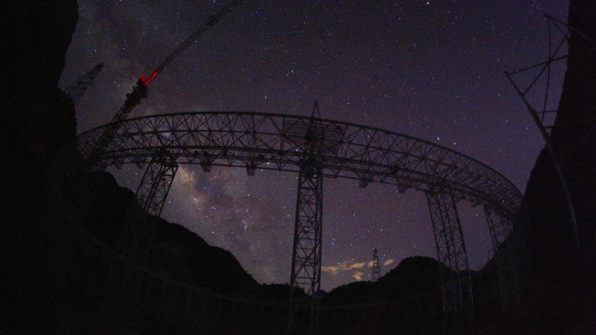 FAST: The World's Largest Telescope