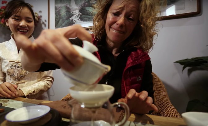 Tea Making-Masterclass (FT. KATE HUMBLE)