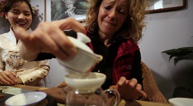 Tea Making-Masterclass (FT. KATE HUMBLE)