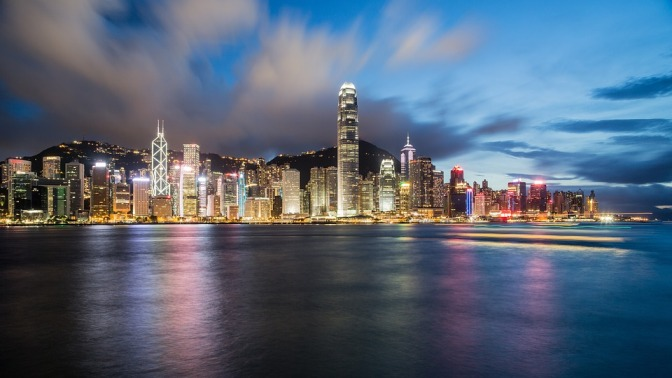 Hong Kong – the city of record breakers