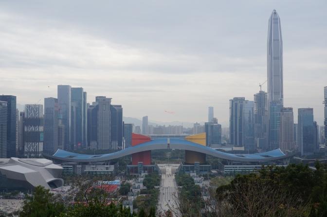 Shenzhen's Huaqiangbei: The Electronic Megamarket.