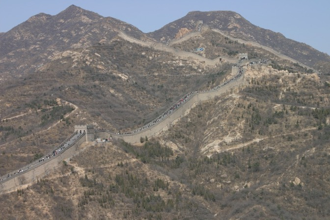 What's so 'Great' about the Great Wall? A History of the Great Wall of China