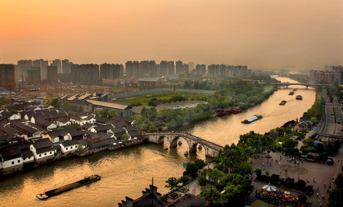 The Lifeblood of the Chinese People: The Grand Canal